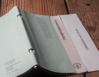 Consecotaleophobia - Editorial Design