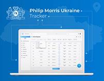 Philip Morris Logistics Tracker