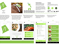 Salt n Pepper App