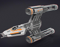 Y-Wing Redesign2