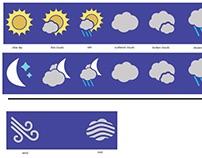 Custom Weather Icon