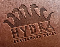 Hydra Skateboard Decks