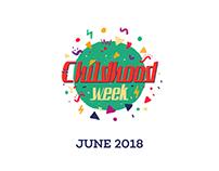 Chidhood Week - June 2018