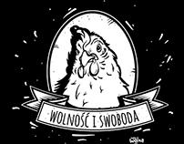T's design for Kurka Wolna (Unreleased)