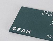 GEAM identity
