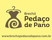 Branding | Brechó Pedaço de Pano