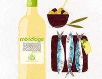 Monólogo wine