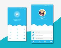 Ui App Design | Login Page Design