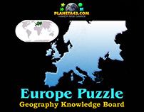 Europe Puzzle