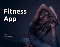 Fitness Club App