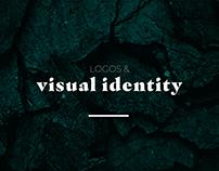 LOGOS & VISUAL IDENTITY