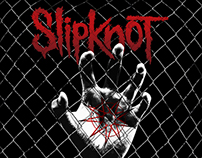 Competition Entry : Design a T-Shirt For Slipknot