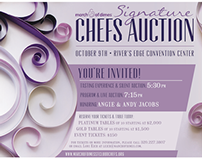 March of Dimes Signature Chef's Auction – Campaign