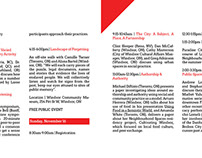 Neighbourhood Spaces Program Publication