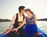 Beauty & Elegant Pre-Wedding