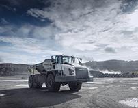 Terex Trucks.
