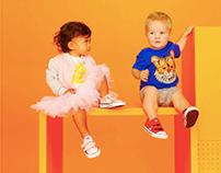 Converse Kids Lookbook SP18