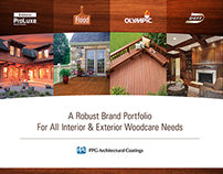 10' x 8' Woodcare Graphic - 2015 All Pro Show -Orlando