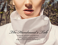 THE HANDMAID's TALE for Huf Magazine