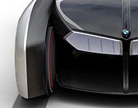 BMW iZ Concept 2025