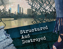 Structured & Destroyed-Denim Collection