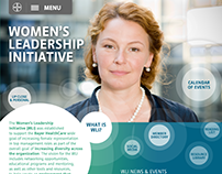 Unselected Work for Corporate Women's Leadership