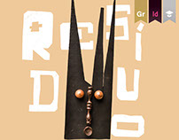 Resíduo - Poster Design