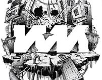 Illustration for Washin Mashin