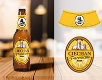 Ciechan - beer label redesign concepts