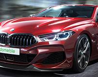CGI - BMW 8 Series