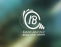 شعار وهوية إبتكار |Logo &Identity Ibtikar