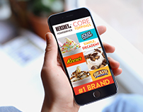 Hershey Foods Email Advertisement