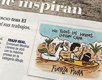 """Ganador del Concurso """"Historias de Solidaridad"""""""