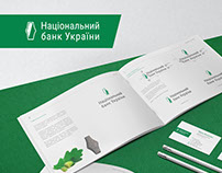 National Bank of Ukraine brandbook