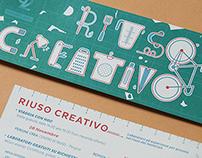 Riuso Creativo - Bookmark