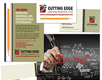 Collateral Material Designs - Logo - Ad - Brochure