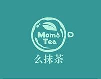 Momo Tea Logo