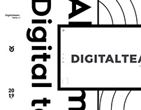 DigitalTeam Website - White