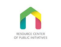 Resource Center of Public Initiatives | Brand Identity