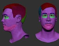 Facial 3d Avatar
