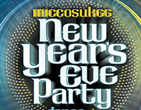Miccosukee New Years Poster
