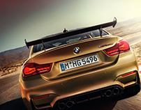 BMW M4 GTS (2018)* (SunburstGold)