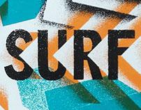NADA SURF tourposter
