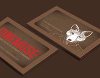 Cinemuse Startup • Branding & Illustration