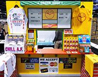 Flavor Brand - DesignerCon 2018 Booth