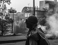 Disturbios en las universidades de Bogotá