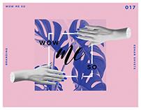 WOW ME SO | Nail Salon Branding