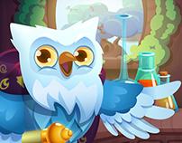 Magic Drops - 2d puzzle game design