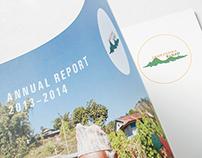 Samriddha Pahad - Annual Report 2013-14