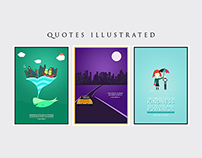 Quotes - Illustrated (Part I) | Prints Now Available